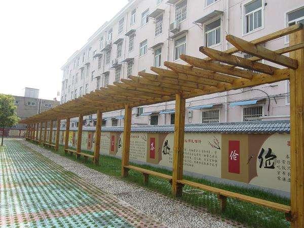河南校园文化环境建设设计